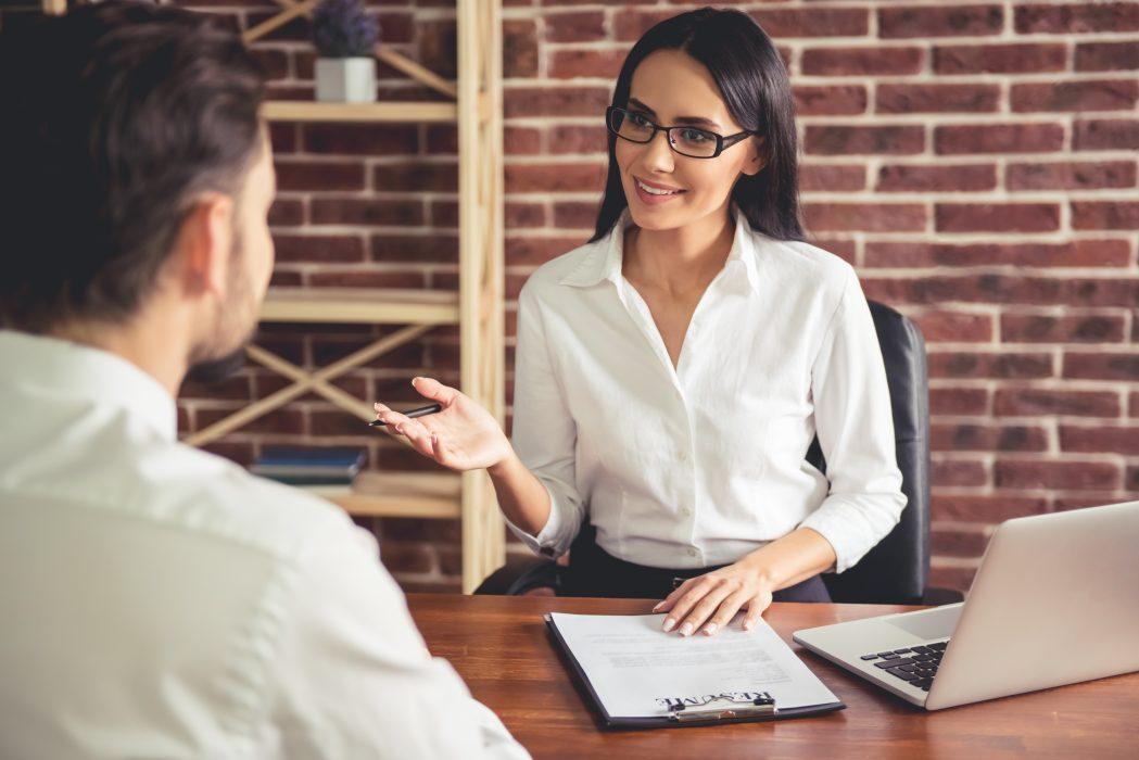 Job interview, confidence, career