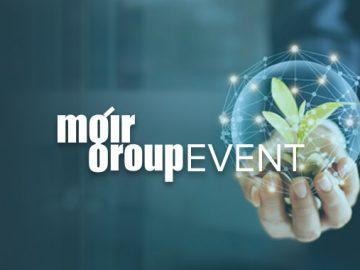 banner promoting Moir Group webinar event